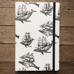 libretas himallineishon ballenas barco