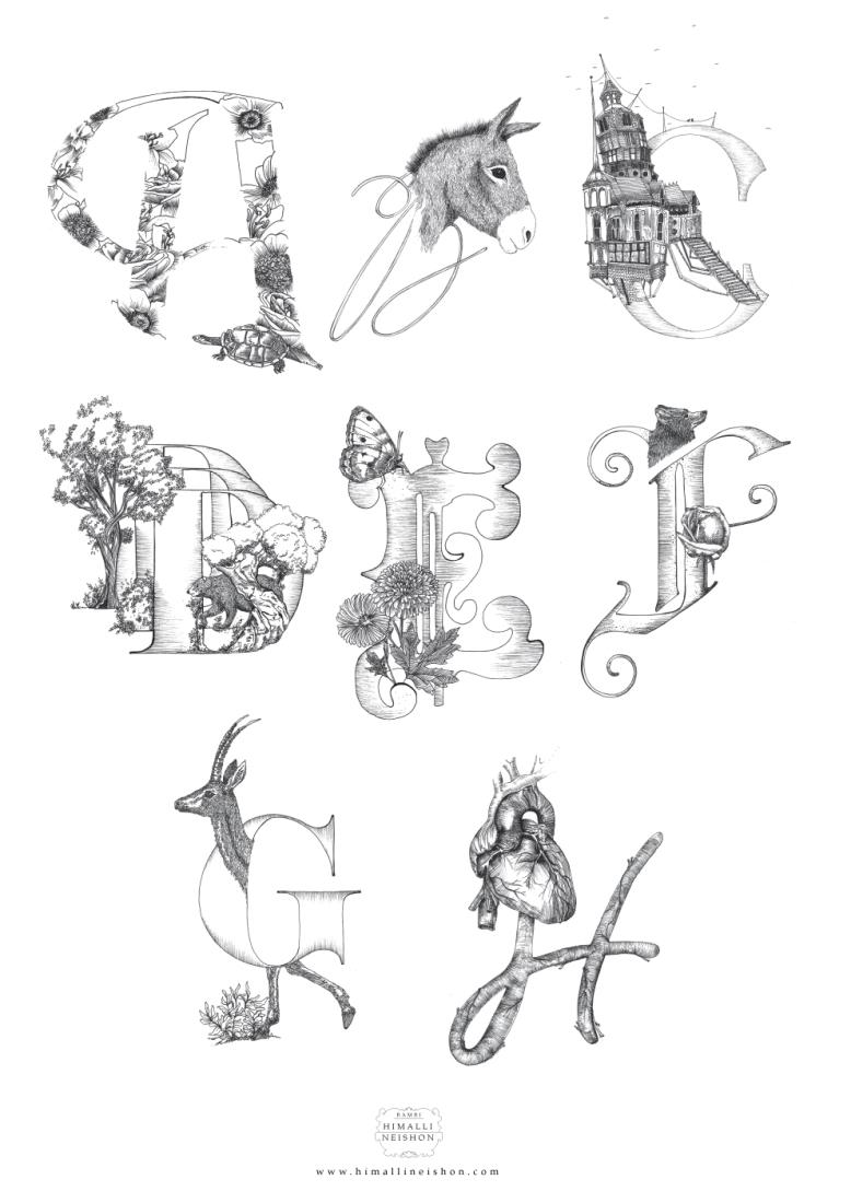 Alfabeto Himallineishon
